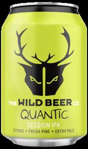 Wild beer quantic